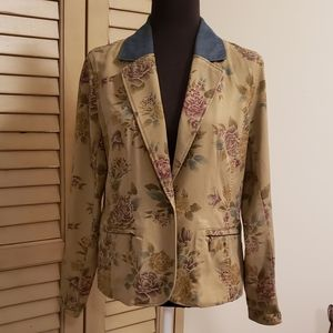 KATE HILL CASUAL JACKET